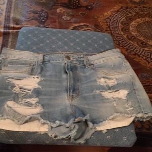 American Eagle Outfitters Shorts - American Eagles Jean Shorts